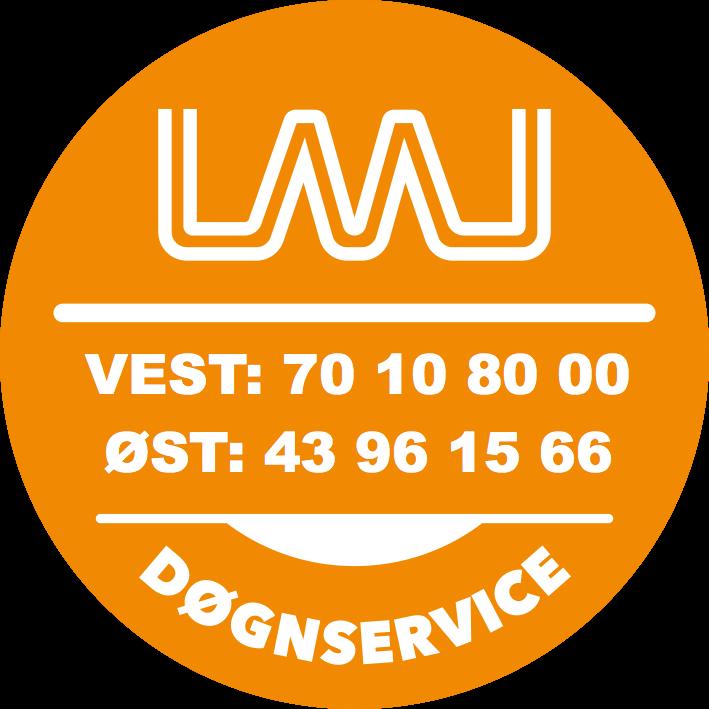 LMJ Kloakservice Vest: 70108000 Øst: 43961566